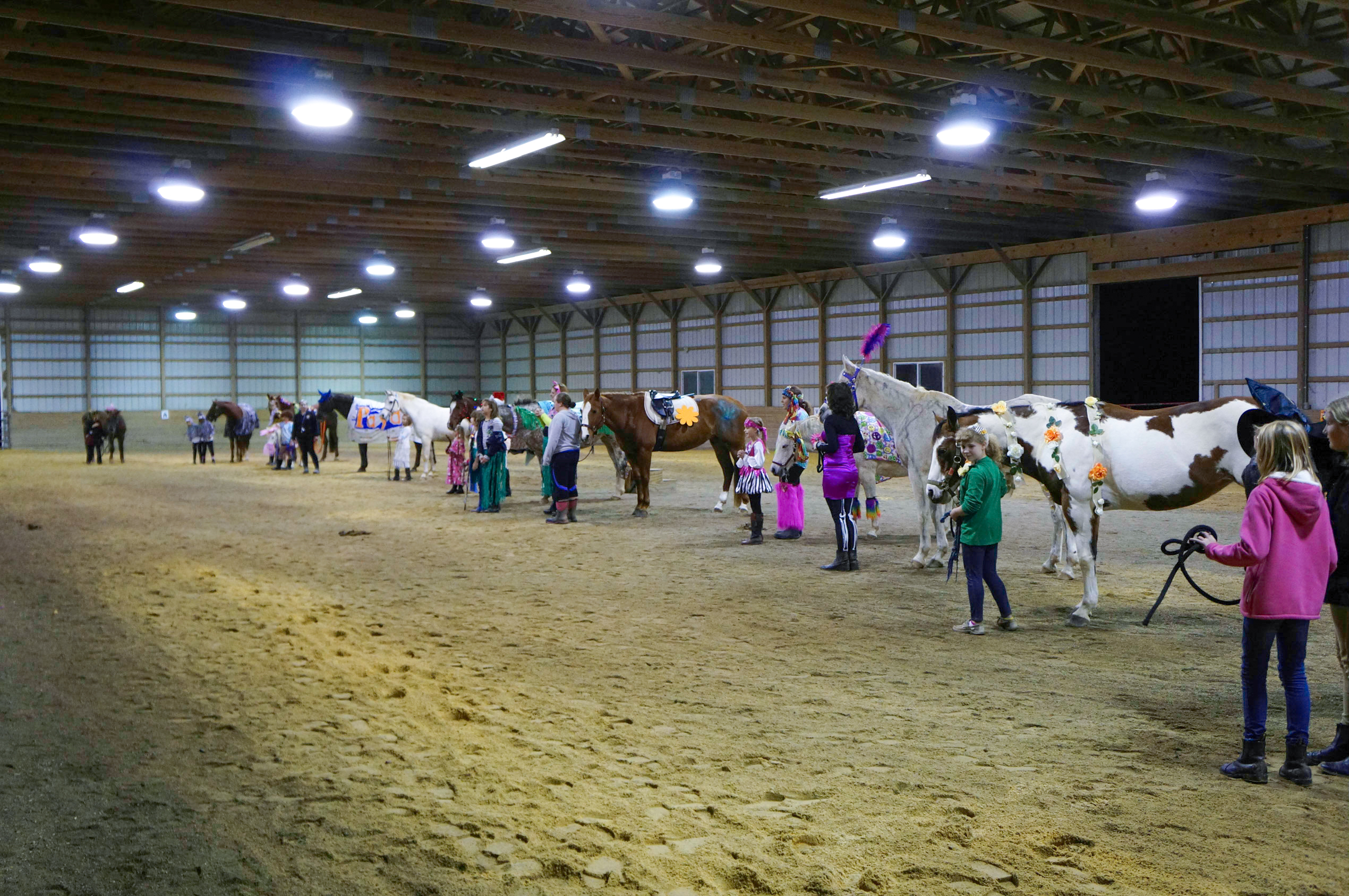 Talbot Run Equestrian Center